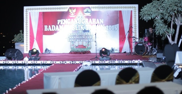 KIP Jateng Gelar Penganugerahan BP 2015