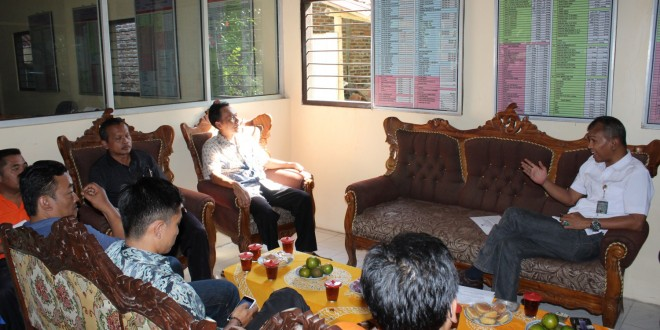 Komisi Informasi Monitoring Lima Desa Di Purworejo Terkait KIP