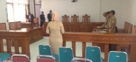 Persidangan antara DPD Jateng BARA – JP dengan Sekda Prov Jateng