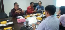 Pertemuan Komisi Informasi Provinsi Jawa Tengah Dan Seknas OGI : Sinergi Untuk Tata Kelola Data Dan Keterbukaan Informasi Di Jawa Tengah