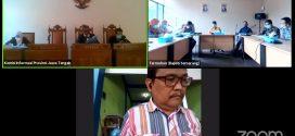 Empat Belas (14) Permohonan informasi diajukan LKPK Provinsi Jawa Tengah kepada Direktur PDAM Kab Semarang